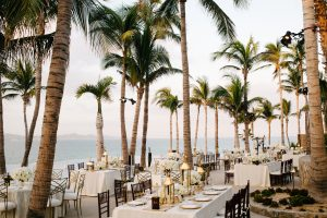 One and Only Palmilla Los Cabos Outdoor Reception