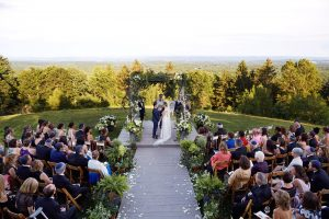 Wedding at Cedar Lakes Estate