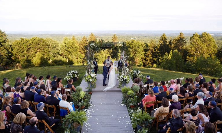 Wedding at Cedar Lakes Estate