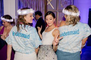 """Seachella"" - a mini-Coachella afterparty at this Sea Island wedding weekend in Georgia, USA | Photo by Liz Banfield"